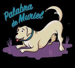 Logotipo de Palabra de Muriel